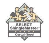 Select Shingle Master Certified
